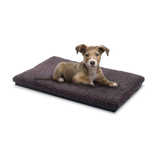 Luna, Lettino per Cani, Materassino per Cani   Lavabile   Ortopedico   Antiscivolo   Traspirante   Memory Foam   Taglia S (60x5x40 cm)