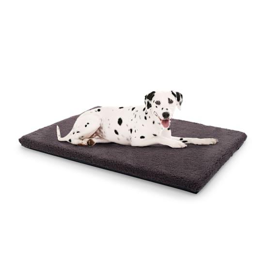 Luna, Lettino per Cani, Materassino per Cani | Lavabile | Ortopedico | Antiscivolo | Traspirante | Memory Foam | Taglia XL (120x5x85 cm)