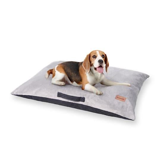 Henry, kutyaágy, kutyapárna, mosható, ortopédikus, csúszásgátló, lélegző, memóriahab, M méretű (80 x 10 x 55 cm)