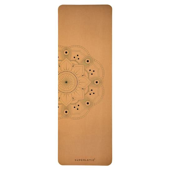 Tapis de yoga Ojas, liège,  Limited Edition