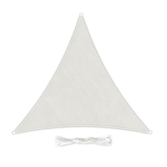 triangular awning 5x5x5 m
