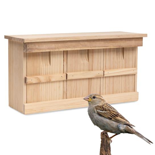 Bird house for sparrows