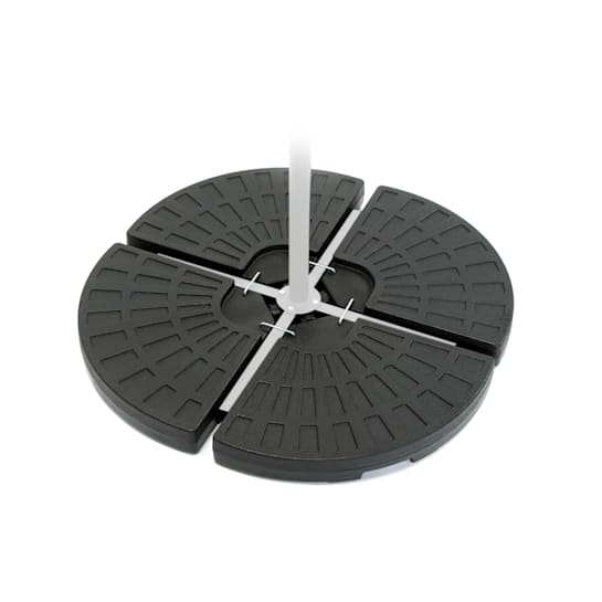 Limousin Parasol Stand Weights 72 kg