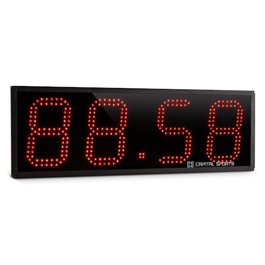 Timeter Sports Timer Tabata Stopwatch Cross-Training 4 Digits Beep