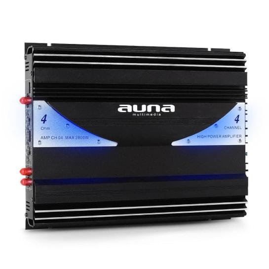AMP-CH04 Car Amplifier 4 Channel 2800W PMPOHifi System