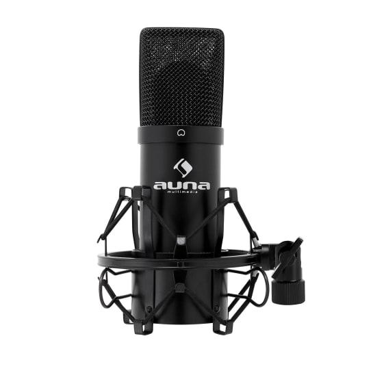 MIC-900B USB Kondensator Mikrofon schwarz Niere Studio