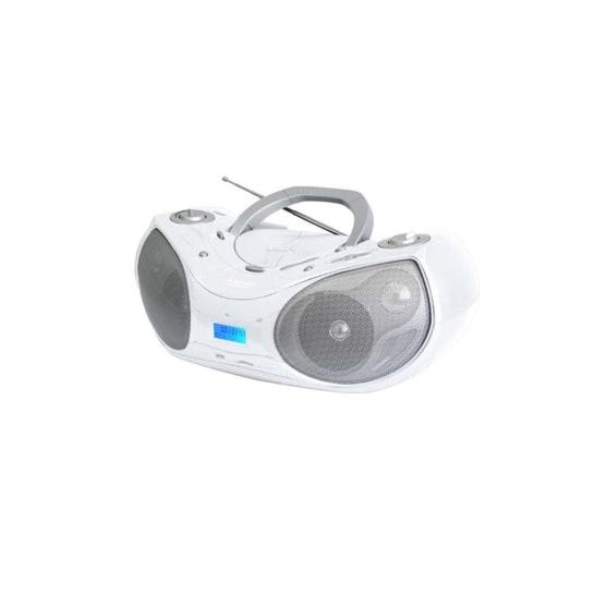 AH 231 Boombox Weiß USB SD AUX