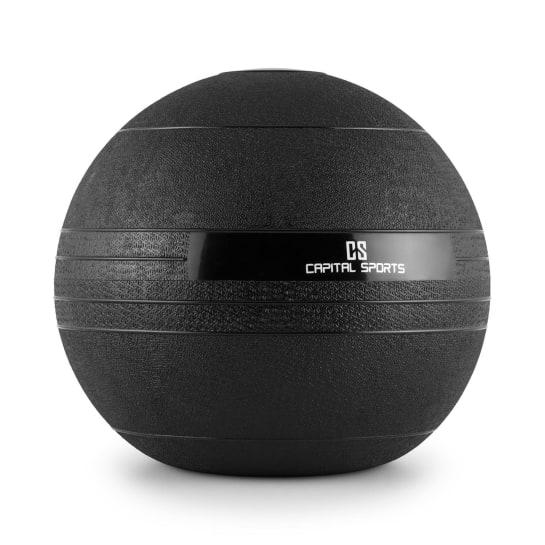 Groundcracker Slamball schwarz Gummi 25kg