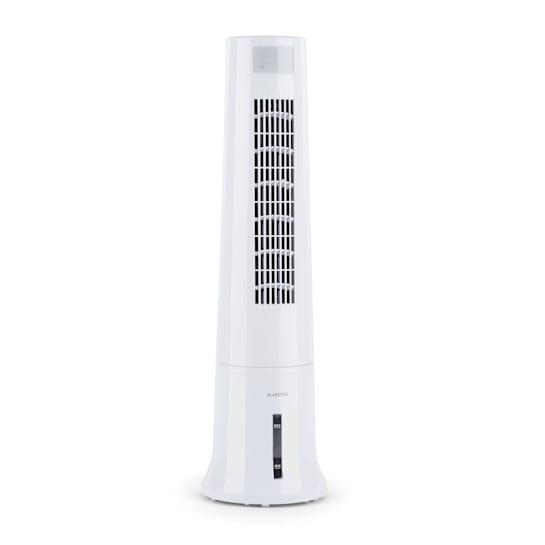 Highrise raffrescatore evaporativo 3 in 1 35W portata d'aria 530 m³/h max. 2,5l busta del ghiaccio bianco