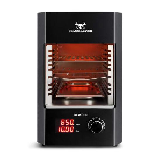 Steakreaktor 2.0 Grill da Interni 850 °C 1600W infrarossi Made in Germany