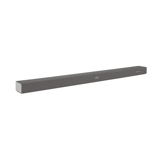 Areal Bar 355 Soundbar, 80 W, BT, USB, HDMI, Ottico, Coassiale, AUX, titanio