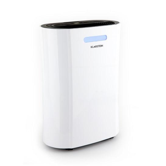 AeroDry 10 Dehumidifier 265W 10l / d 135m³ / h 25m ² DrySelect 37dB White