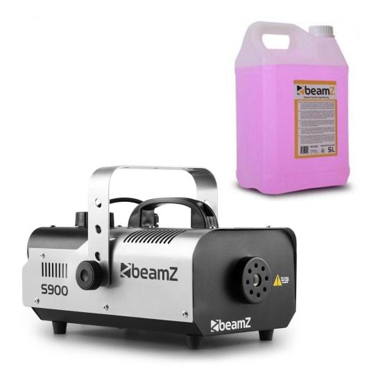 S900 Nebelmaschine mit 5 L Nebelflüssigkeit