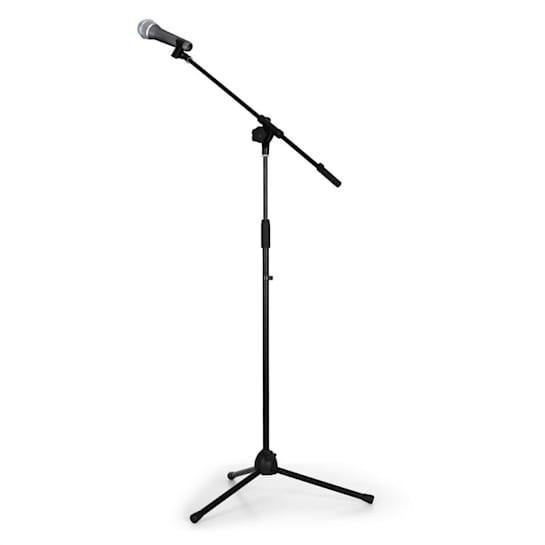 Set Microfono da studio con asta