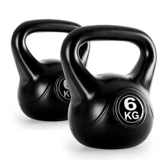 Kettlebell Fitness Set 2 x 6kg