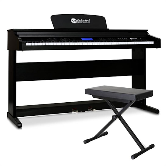 Subi88P2, digitální piano, 88 kláves, MIDI, 2 pedály
