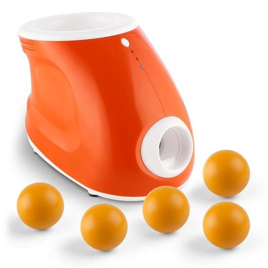 Ballyhoo, vrhač míčků pro psy, 8 PU míčků, sada, 3 vzdálenosti dohodu, 5 náhradních míčků