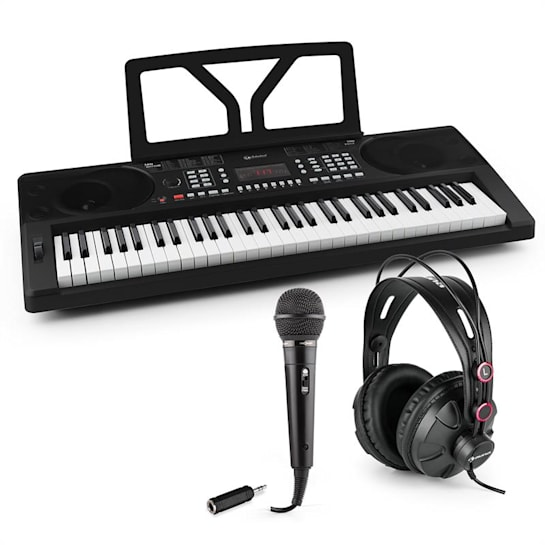 Etude 300 Keyboard-Set Kopfhörer Mikrofon Adapter