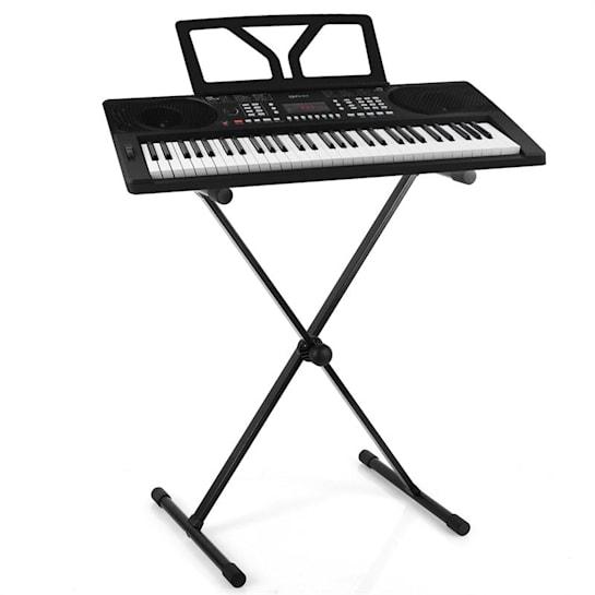 Etude 300 Keyboard Set Stand black