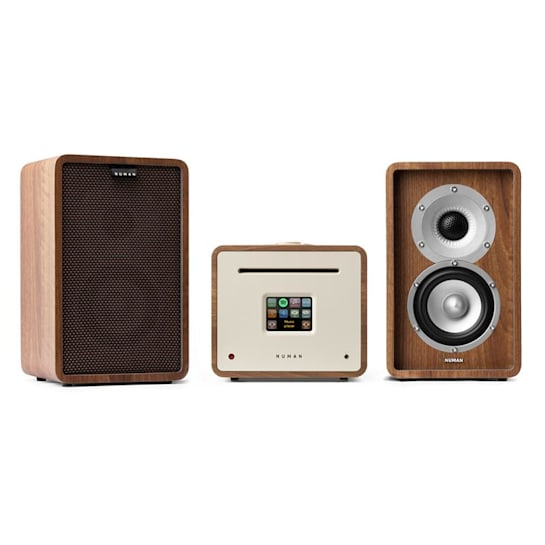 Unison Retrospective 1979S Edition - Stereo Amplifier Boxes + Cover