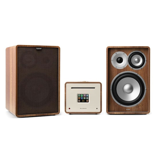 Unison Retrospective 1978 MKII Edition - Stereo Amplifier Boxes + Cover