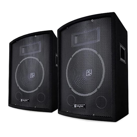 "SL10 Passive Speaker 10"" Woofer 150/250 W Max. Monitor Set of 2"