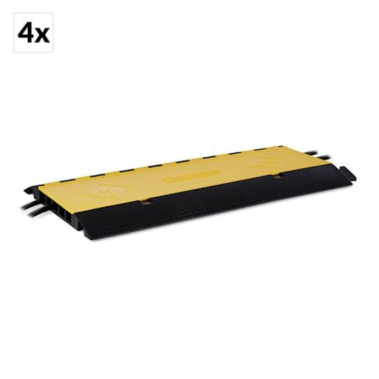 FrontStage CP-5CH Cable Bridge Set of 4 | Each Bridge: 5 Channels 20t Load TPU