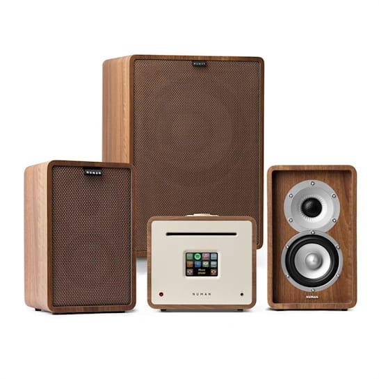 Unison Retrospective 1979 S Edition – Ricevitore/Amplificatore e Sistema 2.1