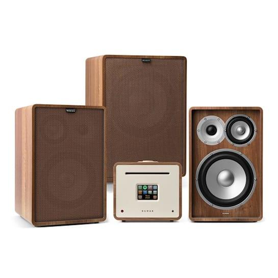 Unison Retrospective 1978 MKII Edition Ricevitore Amplificatore e Sistema 2.1