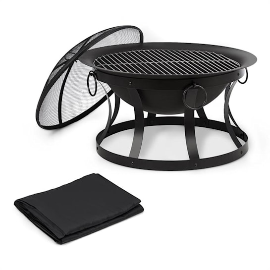 Pentos 2-in-1 Fire Bowl Protective Cover
