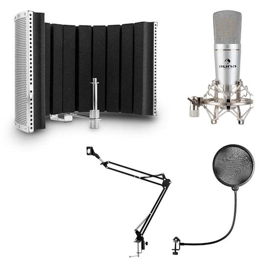MIC-920 USB Mikrofon-Set V5