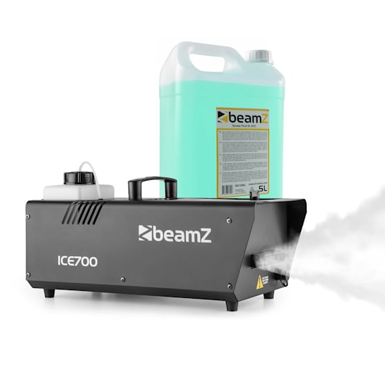 ICE700 Eis-Nebelmaschine inkl. Nebelfluid 700W 0,4l