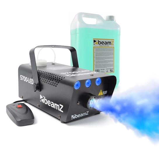 Beamz, S700, LED, stroj za maglu, uključujući tekućinu za maglu, 700W, 0,25l