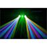 Terminator IV 3in1-Effekt Moonflower, Laser und Strobe Fernbedienung