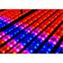 LCB14 LED, fénysáv, 14x 3W fehér és 56x SMD RGB LED, fekete