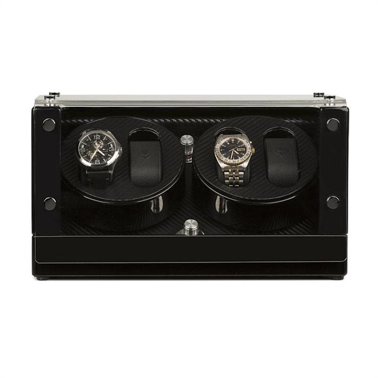 CA2PM, naťahovač na hodinky, 4 hodiniek, karbónový vzhľad 4 hodinky