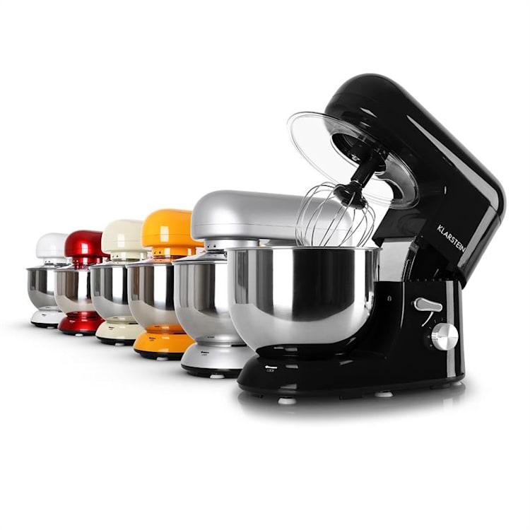 Bella Robot de cuisine 2000W 5 litres Noir