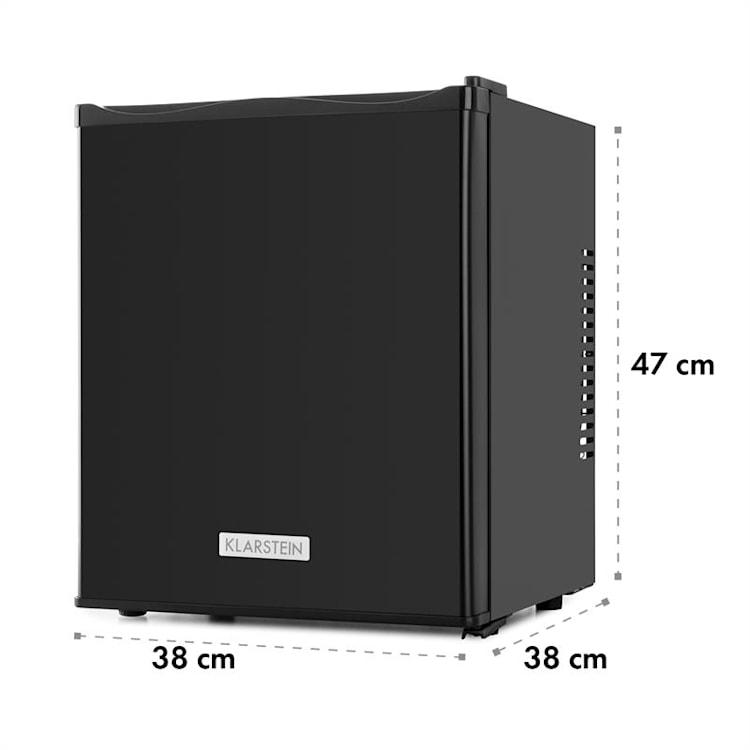 Chladnička Klarstein MKS-10, čierna, 24 l, 0 dB Čierna | 19 Ltr