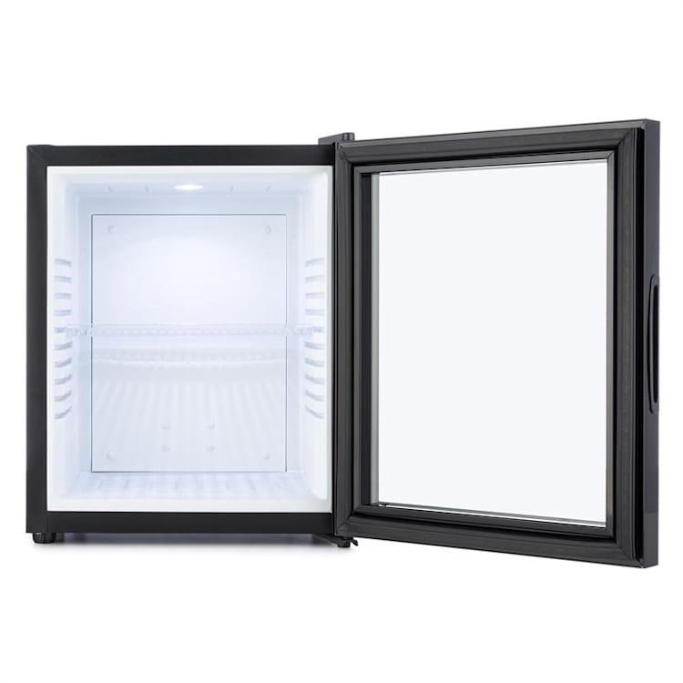 MKS-13 Minibar compact 32L silencieux 0dB porte verre  classe A -noir