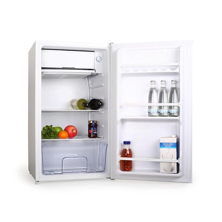 Klarstein 90L1-WH, chladnička, 90 l, trieda A+, s mrazničkou Biela