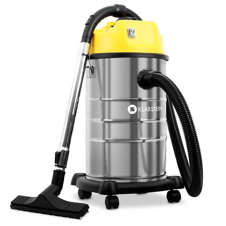 IVC-30, priemyselný vysávač, suché a mokré sanie, 30 l, 1800 W 30 litrov
