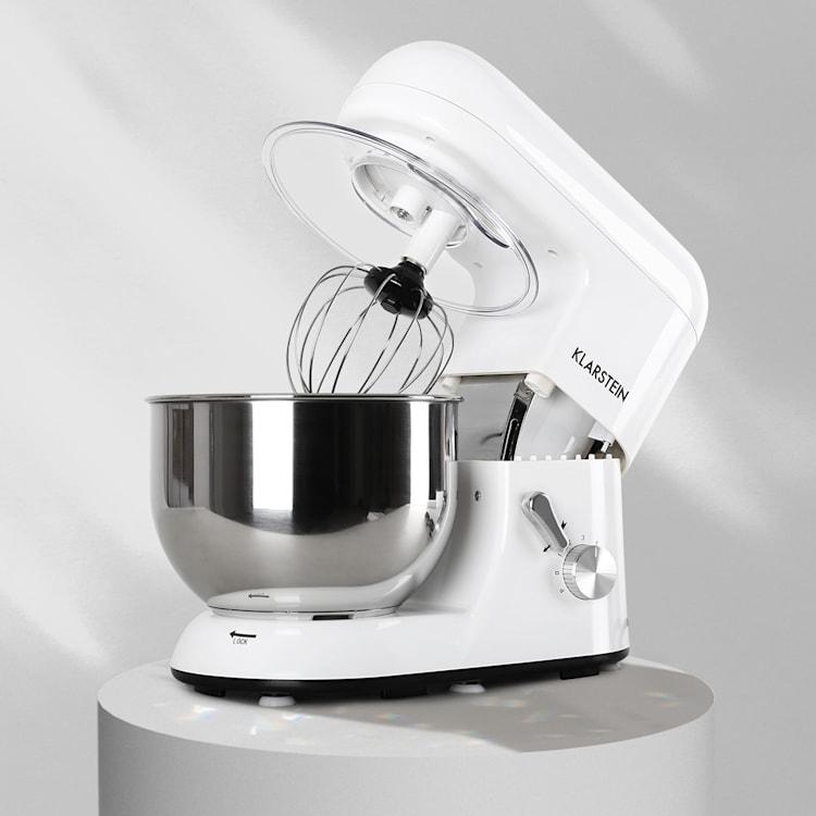 Bella, kuchyňský robot, 1300 W, 2,7 PS, 5 l Bílá