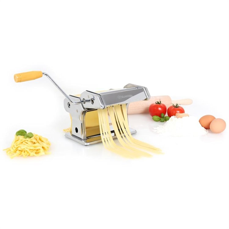 Siena Argentea Pasta Maker, zariadenie na výrobu cestovín Strieborná