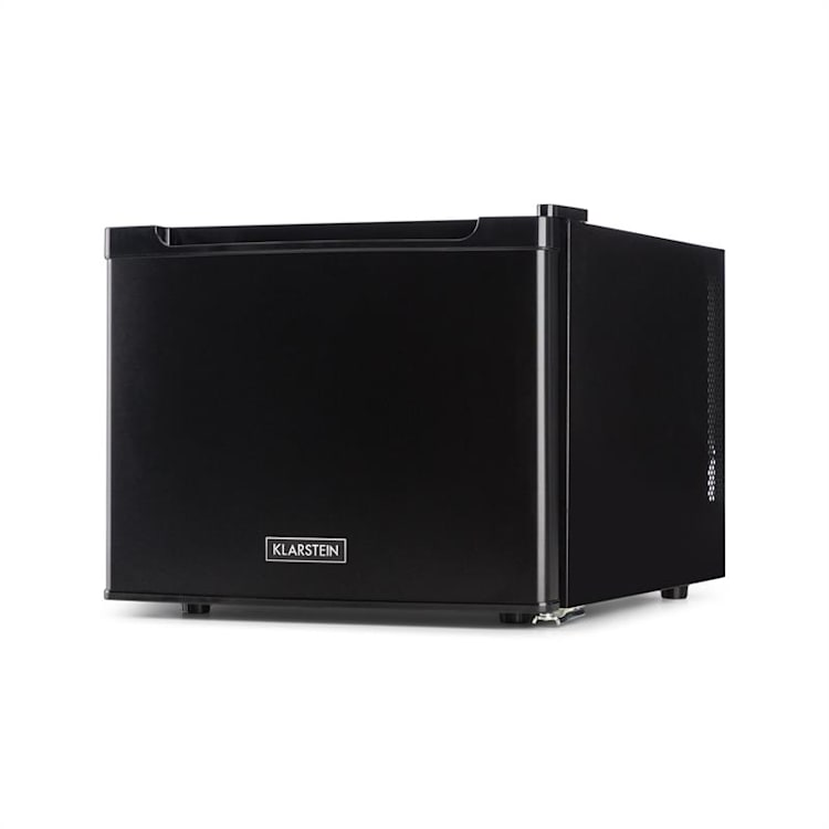 Klarstein Manhattan, mini hűtő, 35 l, fekete Fekete