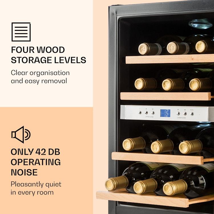 Reserva frigorifico vino
