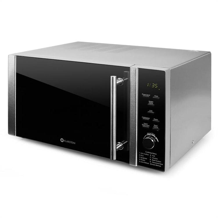 Luminance Prime Mikrowelle mit Grill 900W 28L Ohne Halterung | 28 Ltr