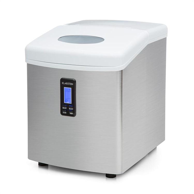 Mr. Black-Frost Máquina de gelo 150W 15kg - Branca Branco