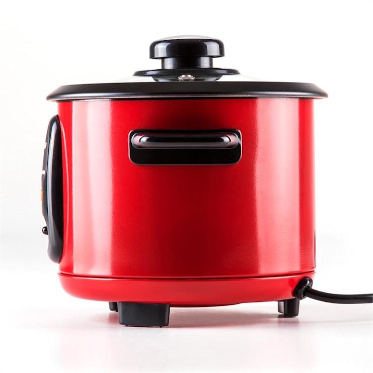 Osaka 0.6 Cuiseur à riz 0,6L fonction maintien au chaud 0,6 L / Rouge