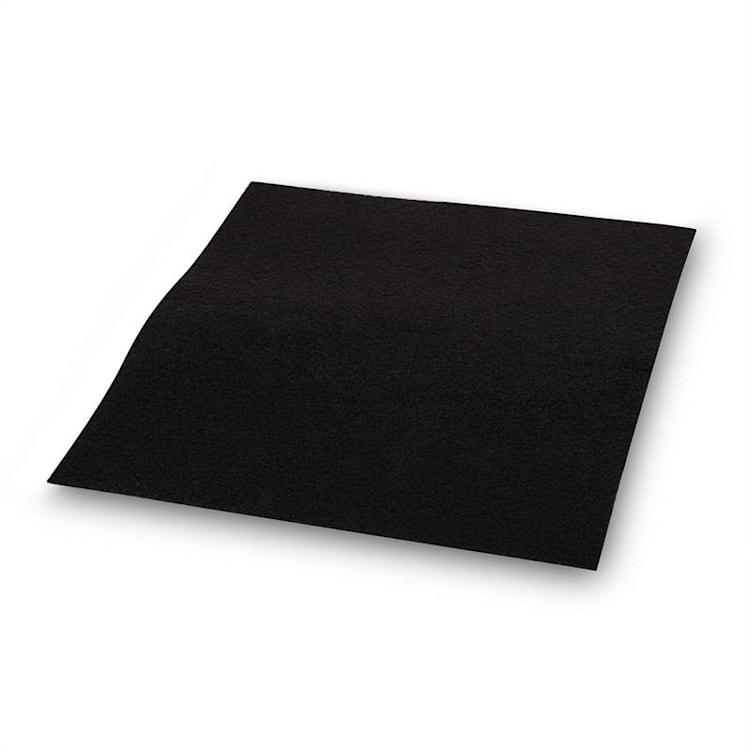 Filtre à charbon actif pour hotte aspirante 25  x 22,5cm
