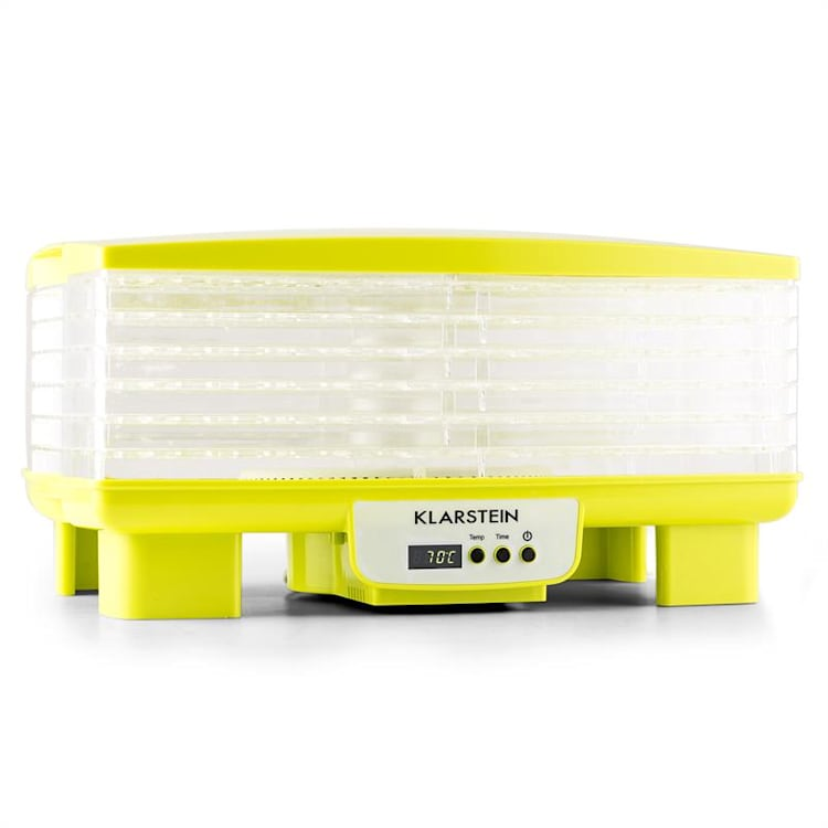 Bananarama Deshidratador 550W Secador 6 pisos Verde Verde